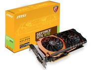 Goedkoopste MSI GeForce GTX 970 4GB Golden Edition OC