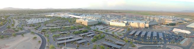 Intel Ocotillo-campus
