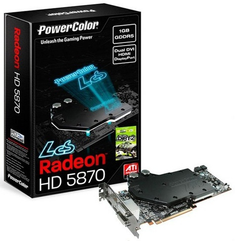 PowerColor LCS HD5870