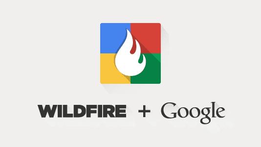 Google + Wildfire