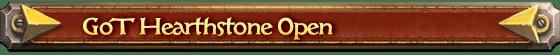Het toernooi voor Hearthstone-spelende Tweaker!