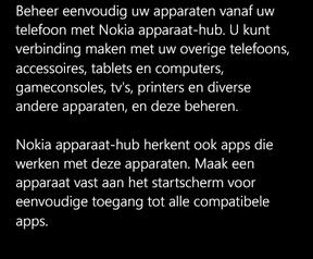 Nokia Lumia 630 Screenshot Preview