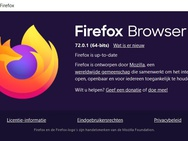 Mozilla Firefox 72.0.1 noodpatch