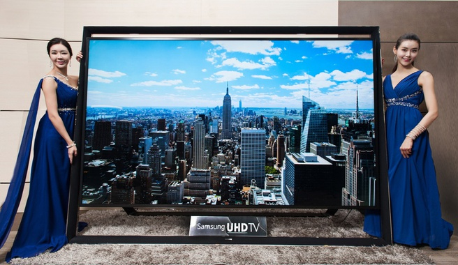 "Samsung 110"" uhd-tv"