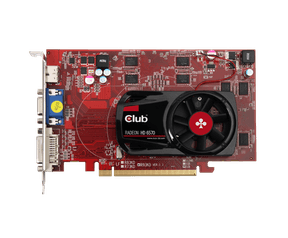 Club3D Radeon HD 6570 2Gb