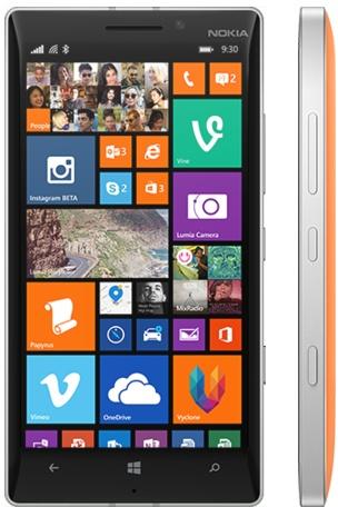Nokia Lumia 930 Oranje