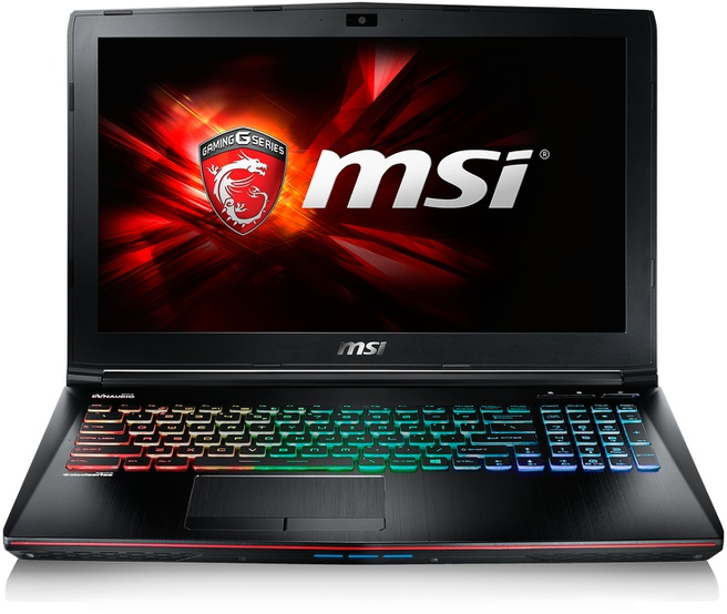 MSI GE62-6QE16H21 (Apache Pro)