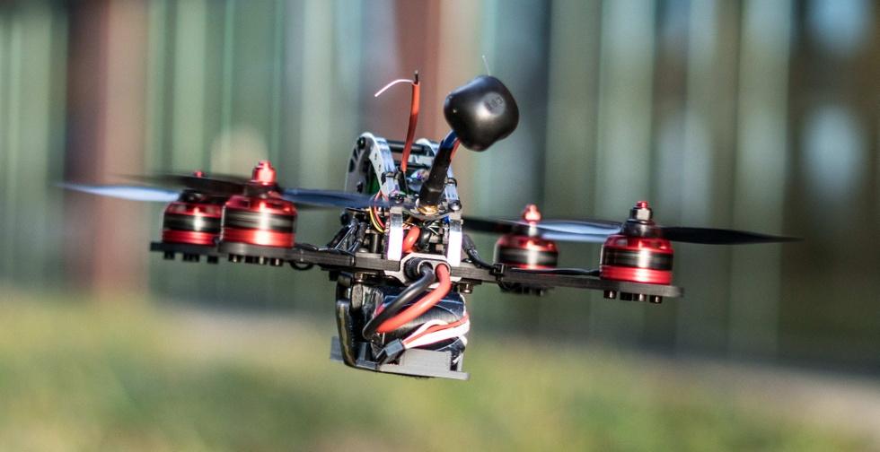 Quadcopter-zelfbouw
