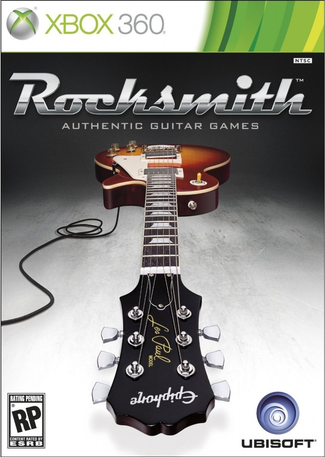 Rocksmith, Xbox 360