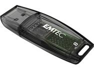Goedkoopste Emtec C410 8GB Zwart