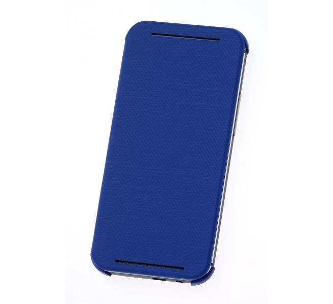 HTC HC V941 Flip Case HTC One (M8) (blue)