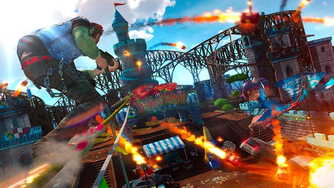 Sunset Overdrive Day One, Xbox One