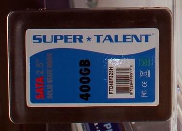 Super Talent TeraDrive FT3