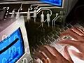 Def Con hacker conventie illustratie