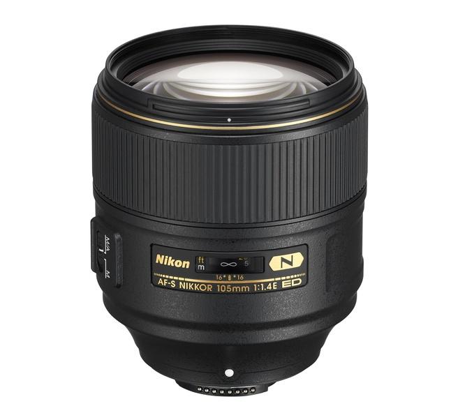 AF-S Nikkor 105mm f/1.4E