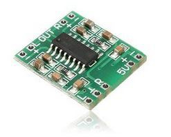 Mini Digital Power Amplifier Board 2*3W Class D Audio Module USB DC 5V
