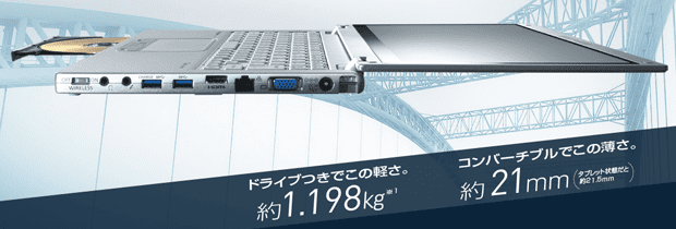 Panasonic Tougbook MX3