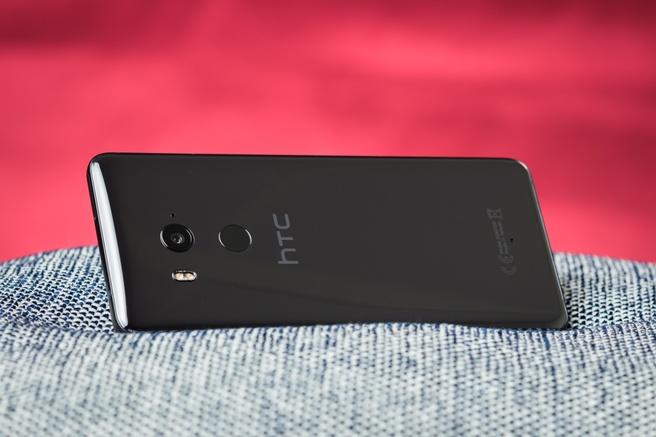 HTC U11+ productfoto's