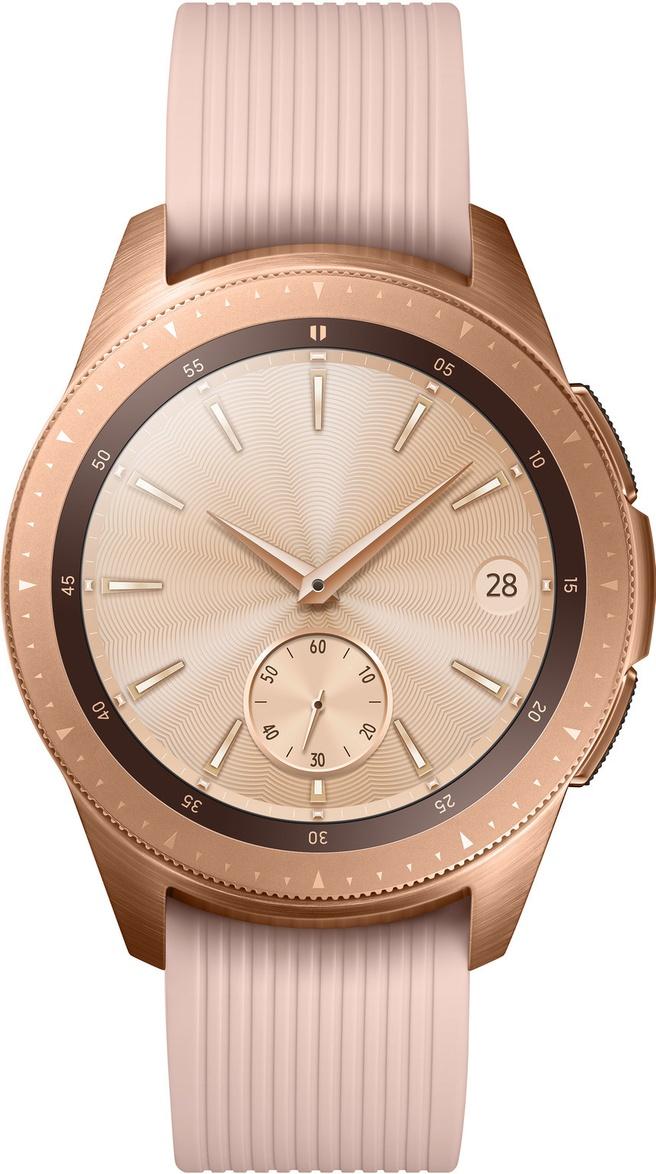 Samsung Galaxy Watch (42mm) Rosé Goud (Rosé Goud)