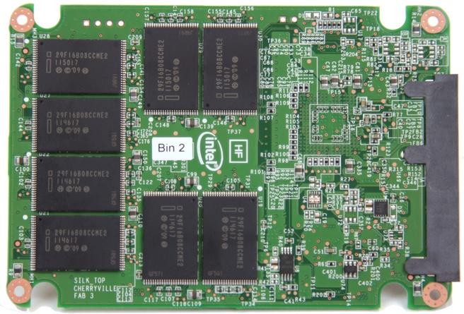 Intel 330 pcb front
