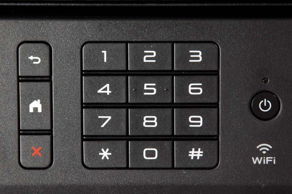 Keyboard MFC-J6930DW