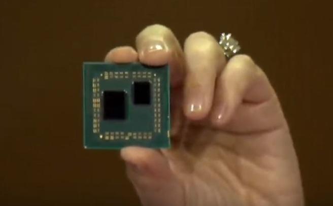 AMD Ryzen 3-processor