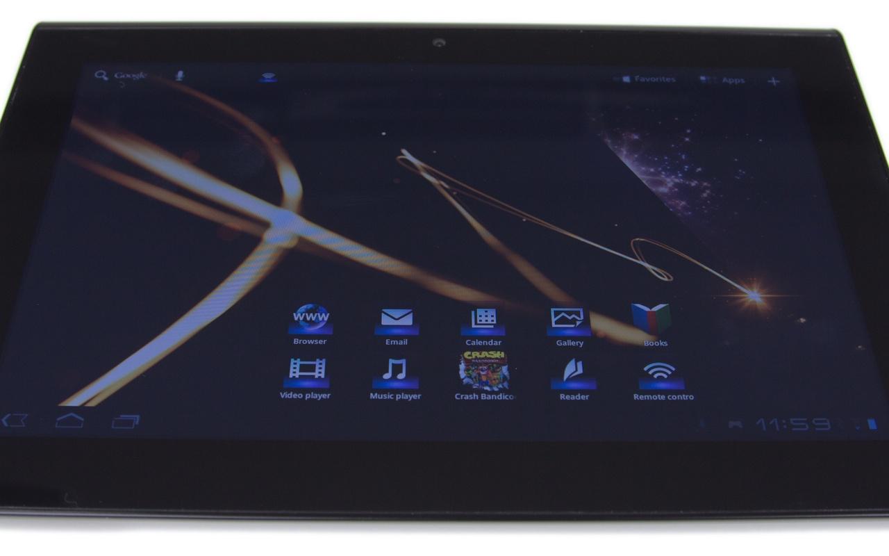 sony tablet s als geen ander uiterlijk en onderdelen review tweakers. Black Bedroom Furniture Sets. Home Design Ideas