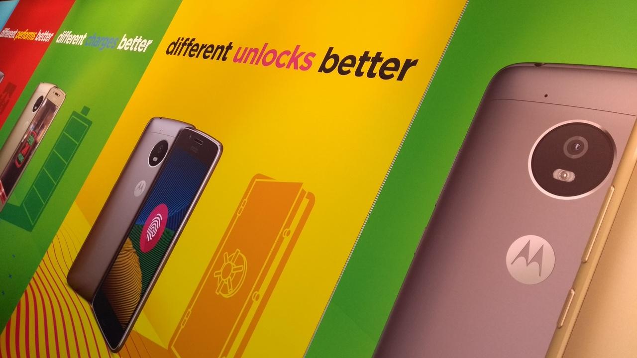 Moto G5 en G5 Plus Preview - Camera en software - Tweakers