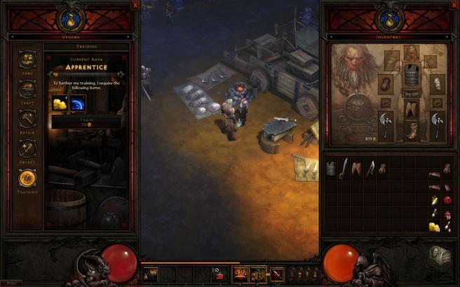 Diablo III - Artisans
