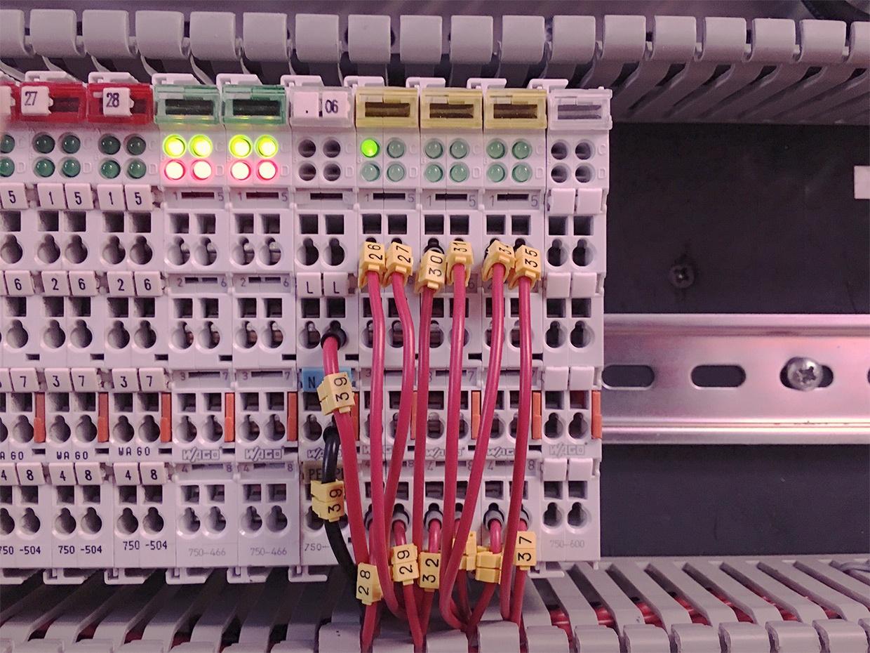Wago 750-414 5VDC inputs