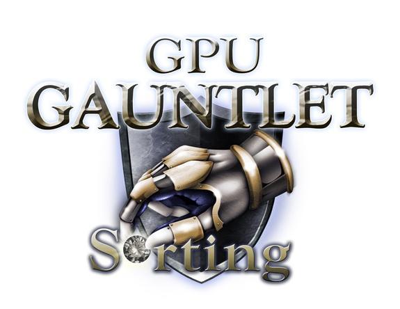 """""""Gigabyte GPU Gaunlet Sorting Logo"""""""