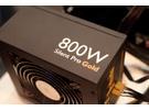Cebit 2010: Coolermaster Silent Pro Gold 80g