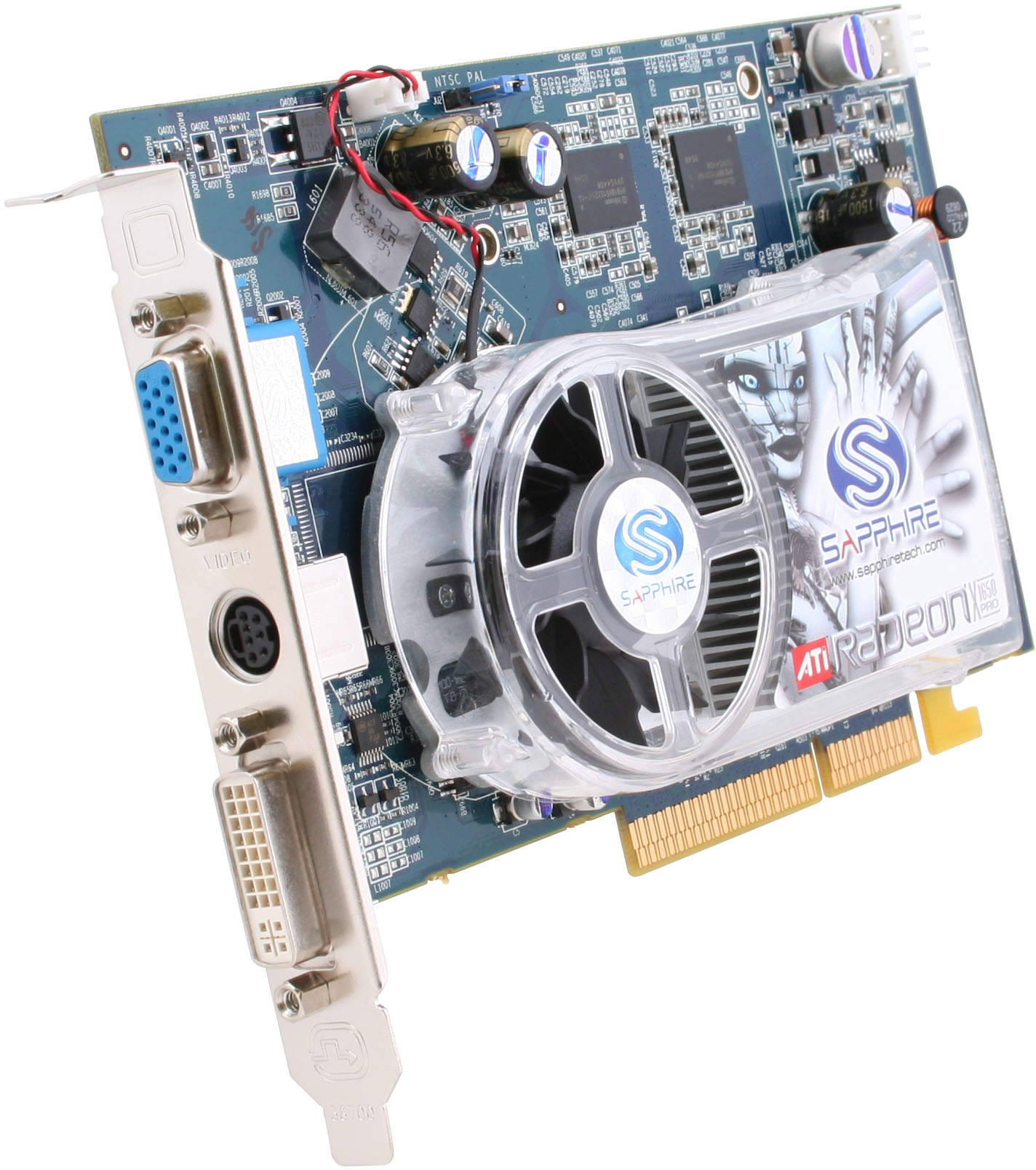 Radeon x1650 drivers windows 7