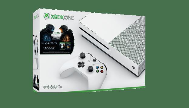 Xbox One S 500GB Halo