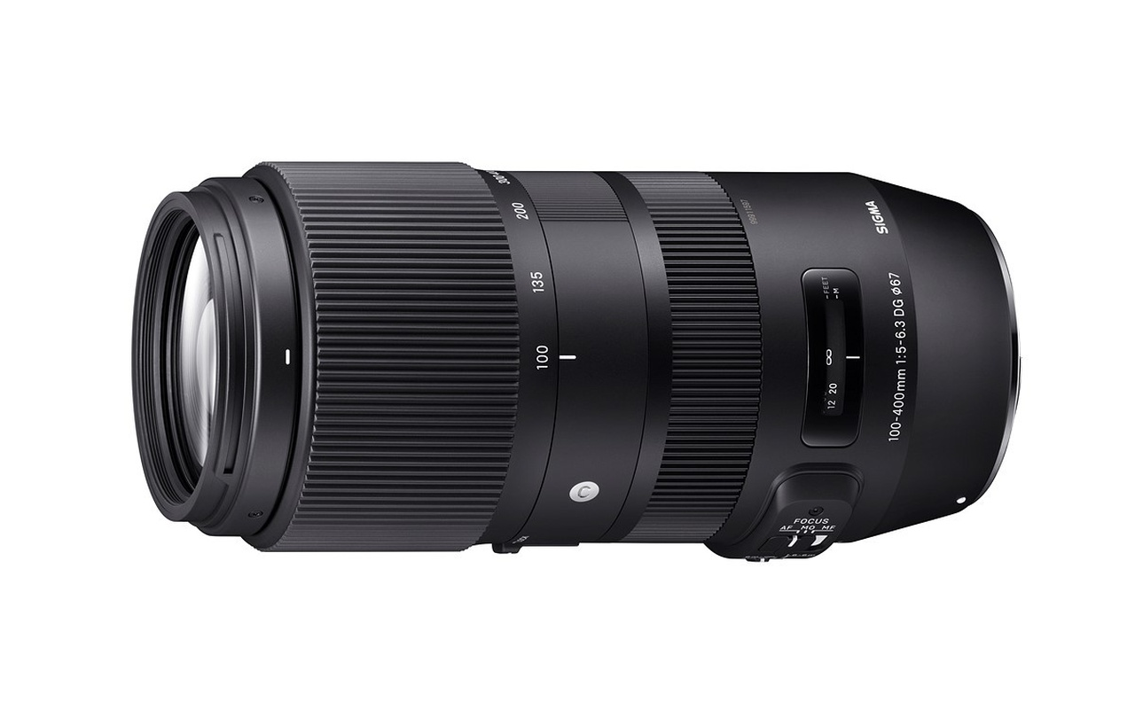 Sigma 100-400mm DG OS HSM Contemporary