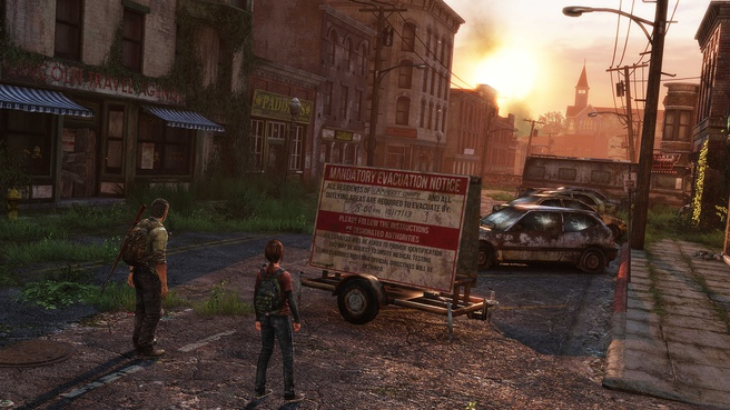 The Last of Us Remastered, PS4