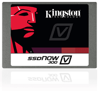 Kingston SSDNow V Series Kingston Technology Kingston Technology 120GB SSDNow V300 SATA 3 2.5 7mm height (SV300S37A/120G) 120GB