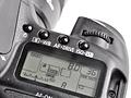 Canon Eos 50D recensie top-lcd