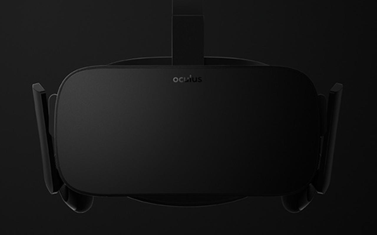 Oculus Rift consumentenmodel