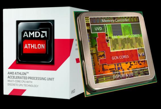 Nieuwe AMD Athlon (2014)