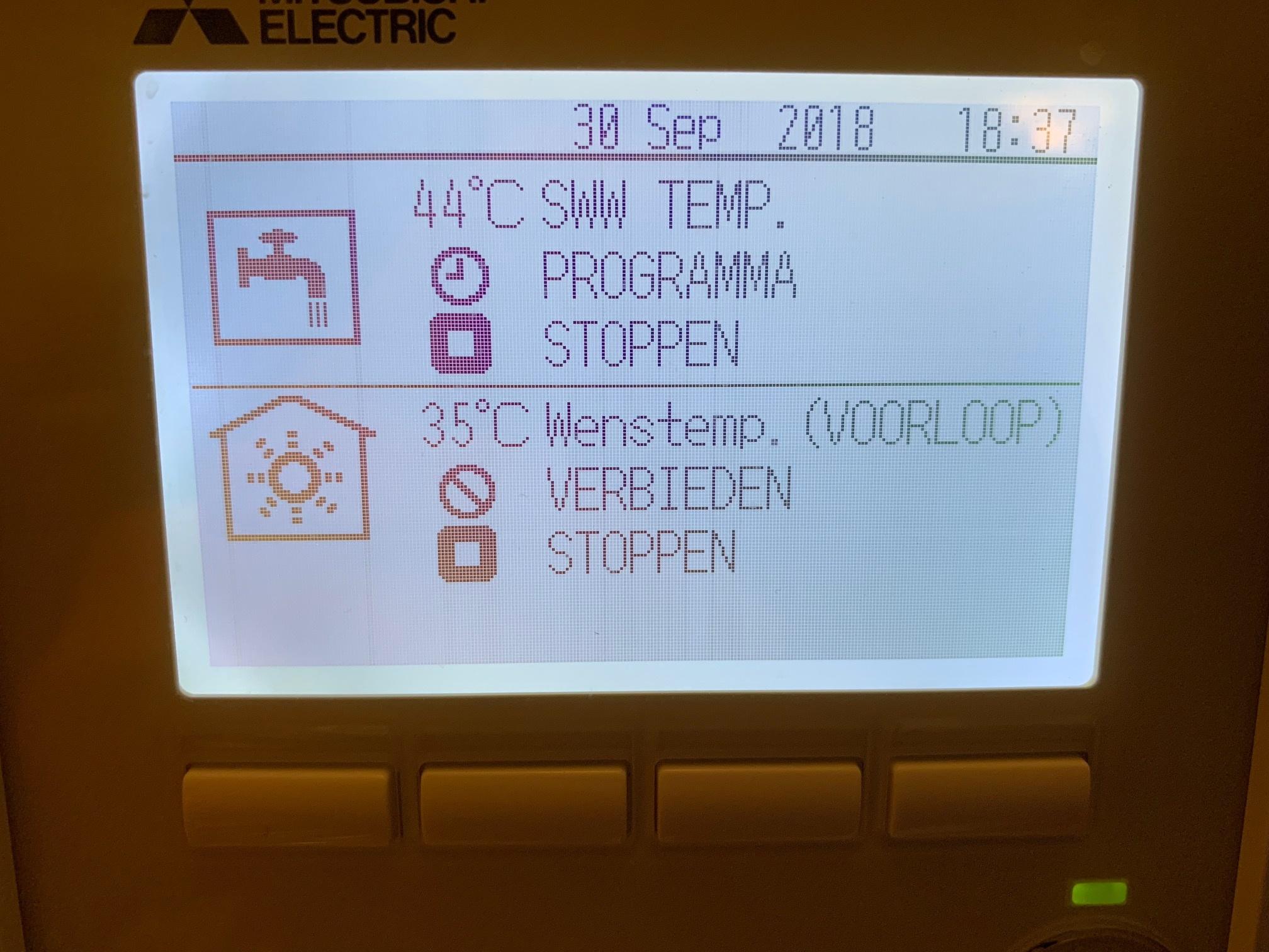 Bekend Lucht/Water warmtepomp om mee te verwarmen en koelen #6 - Duurzame XW01