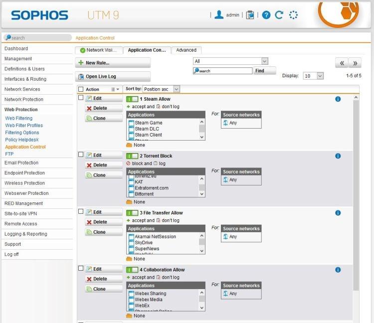 DIY Firewall: Sophos UTM: The Basics - Title TK - Tweakblogs