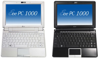 Asus EEE PC 1000-serie