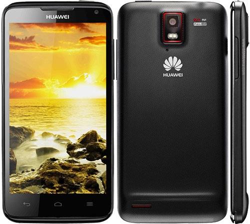 Huawei Huawei Ascend D Quad Zwart