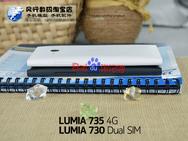 Lumia 730 en Lumia 735