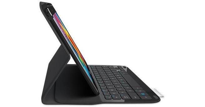 Logitech Ultrathin Keyboard Folio Galaxy Tab 4