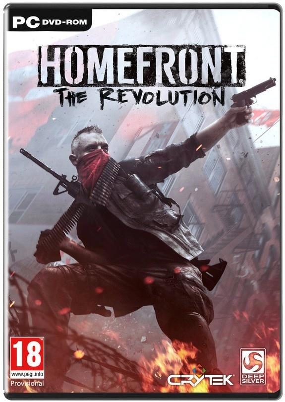 Homefront: The Revolution, PC (Windows)