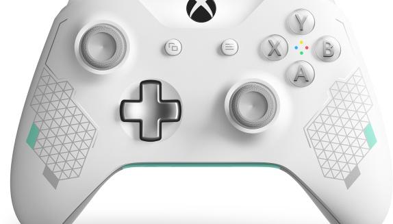 Microsoft Xbox Wireless Controller ? Sport White Special Edition