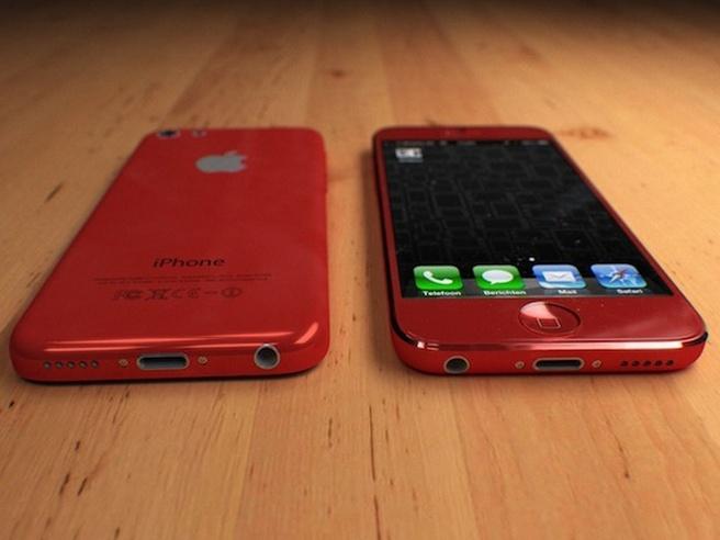Mockup goedkopere iPhone door iCulture