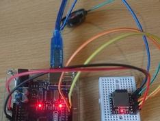 Arduino dfplayer 3volt